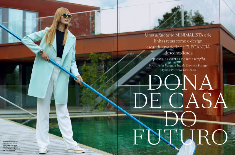 Villa Midgård i Brasilianska Vogue