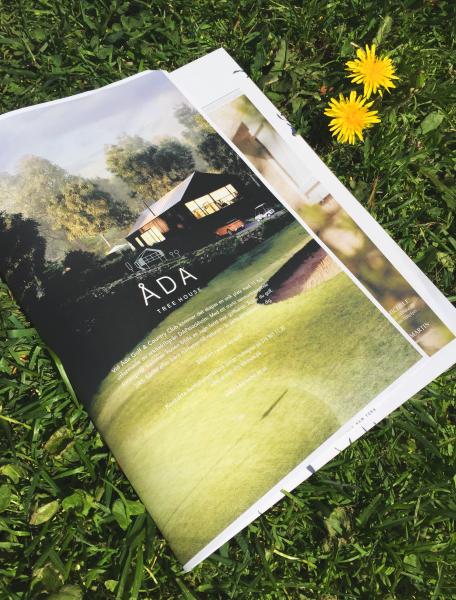11 nya hus vid Åda Golf & Country Club