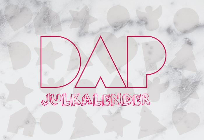 DAP's julkalender