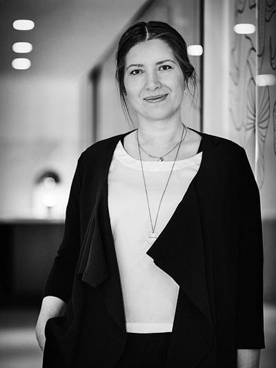 Ulrika Blom är ny på DAP