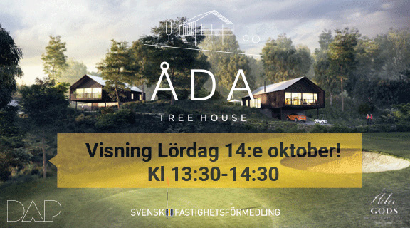 Visning av Åda Treehouse 0914
