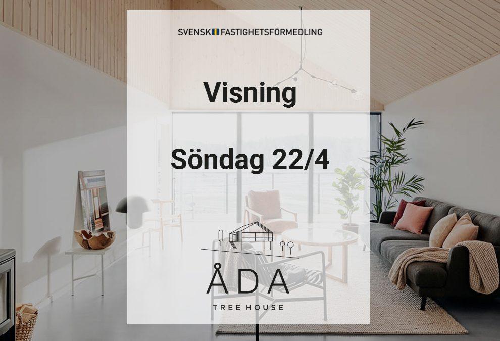 Visning Åda Treehouse