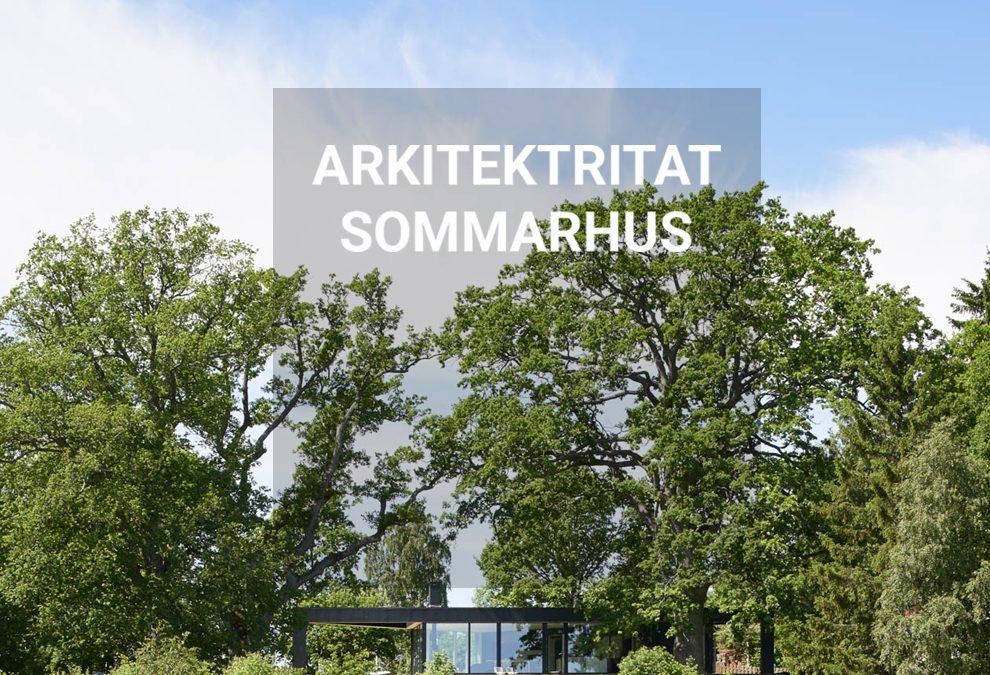 DAP + Mäklarhuset | Arkitektritat sommarhus
